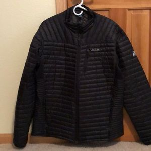 Goose Down Shell Jacket